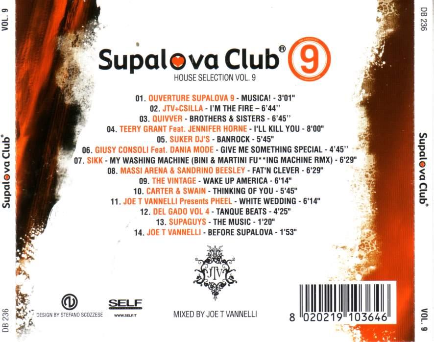 supalova club vol 9
